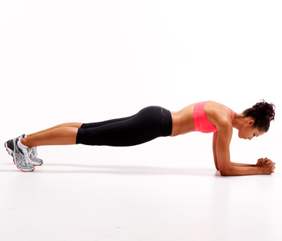 Amazing abs solution for Plank workout results